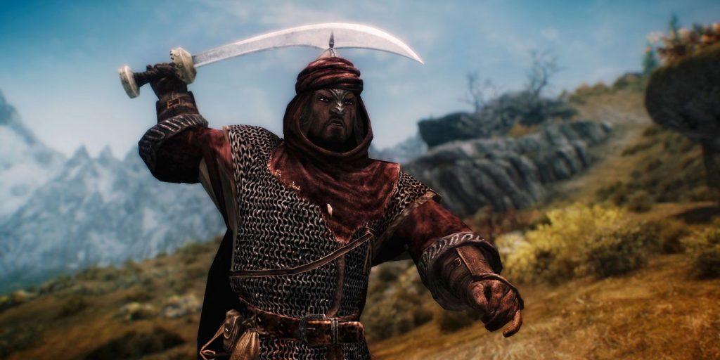 Расы в TES: Skyrim и знаки зодиака, которые им соответствуют