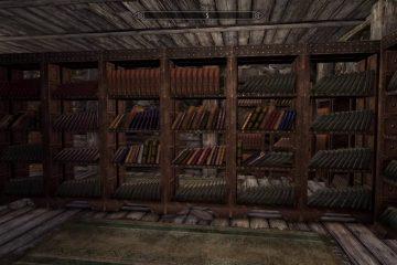 Книги в Skyrim, наполняющие мир
