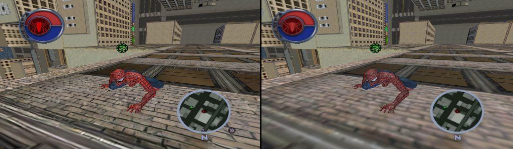 Вышел мод-ремастер для Spider-Man 2, улучшающий все размытые текстуры
