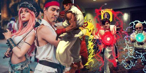 Лучший косплей Рю из Street Fighter