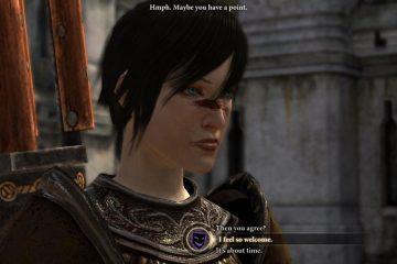 Пассивные диалоги серии Dragon Age