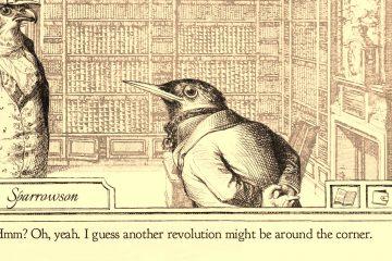 Французская революция в Aviary Attorney
