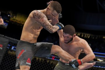 UFC 4 вышла в релиз