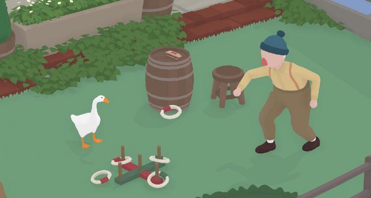 Untitled Goose Game получит кооперативный режим