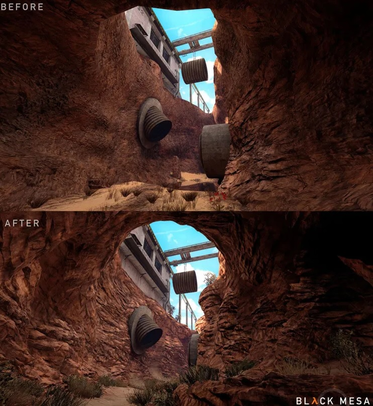 В Black Mesa будет исправлен ИИ и улучшена графика