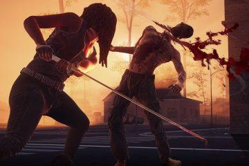 VR-игра по мотивам The Walking Dead выйдет в конце сентября
