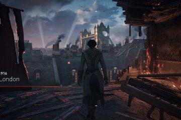 Первая Мировая Война в Assassin's Creed Syndicate