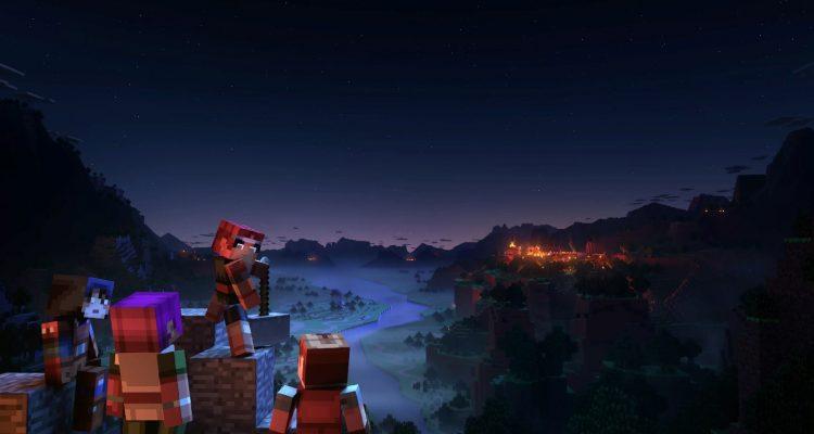 Зимнее дополнение для Minecraft Dungeons выйдет в сентябре