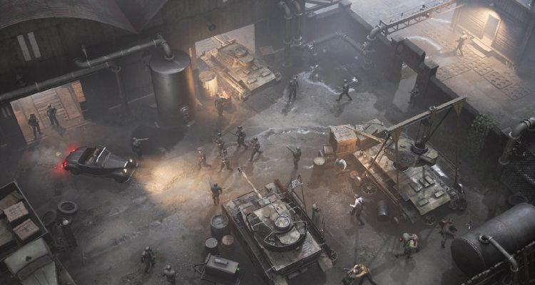 Анонсирована War Mongrels - стратегия в стиле Commandos