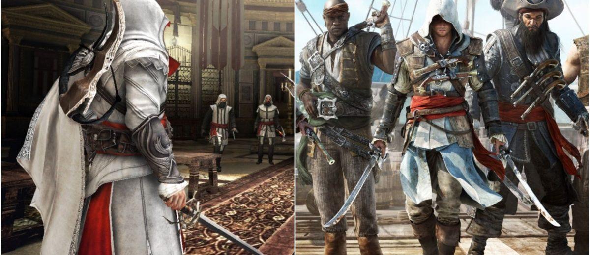 Какая часть Assassin's Creed подходит разным знакам зодиака