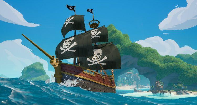 Blazing Sails вышла в раннем доступе