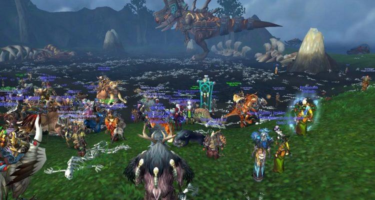 Blizzard продолжит объединение русскоязычных серверов WoW