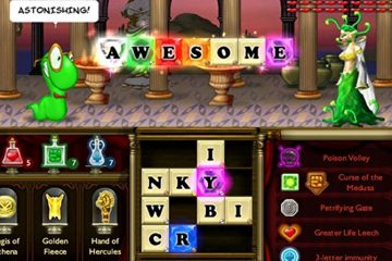 А вы играли в… Bookworm Adventures?