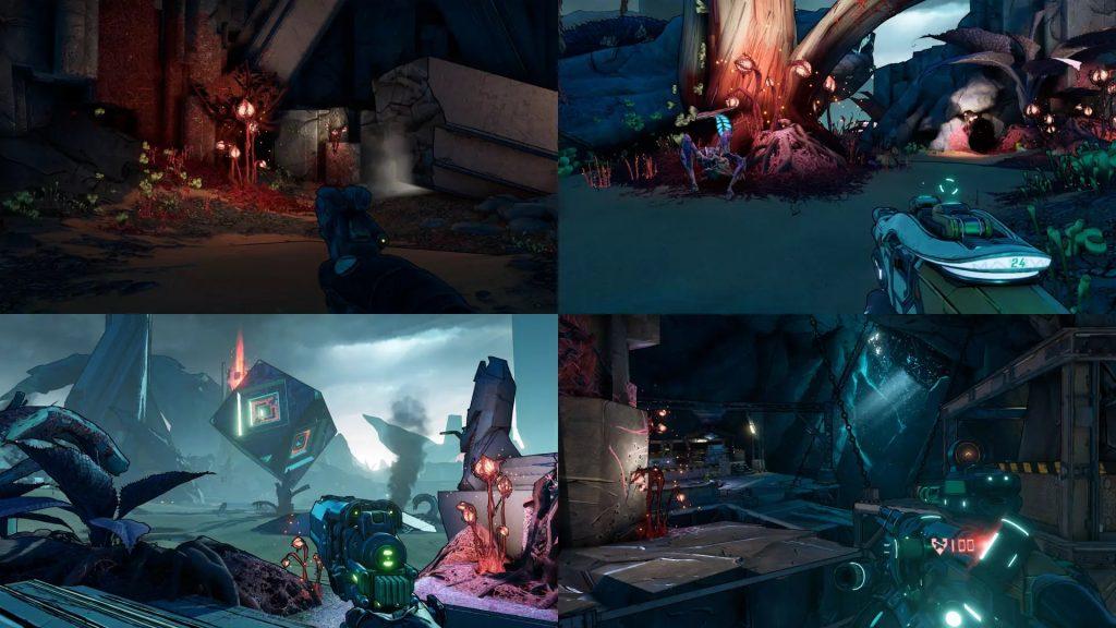 Borderlands 3 получит бесплатное обновление для Xbox Series X и PS5