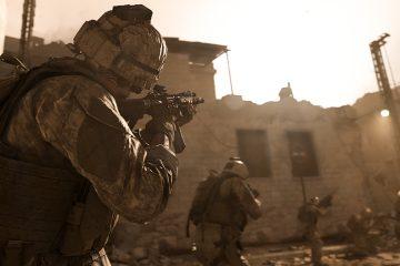 Кинематографичное представление сюжета в Call of Duty