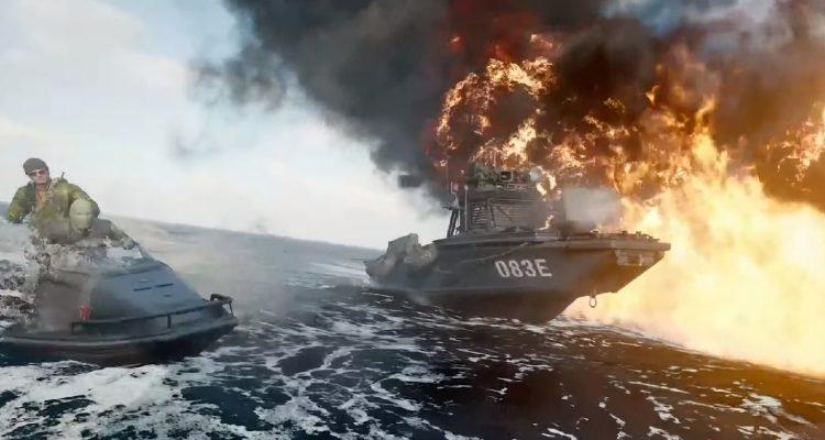 CoD: Black Ops Cold War - представлен мультиплеер