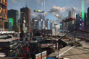 """Cyberpunk 2077 будет """"весить"""" порядка 100 ГБ"""