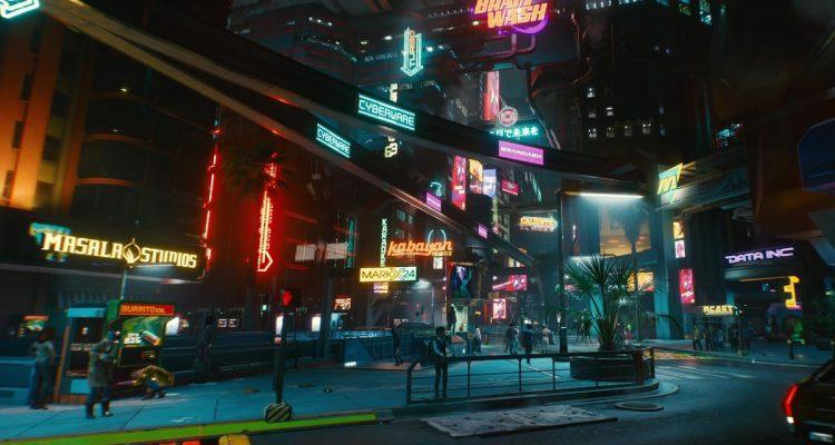 Cyberpunk 2077 находится на завершающей стадии разработки