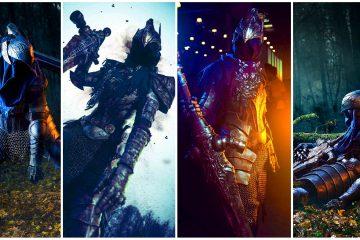 Dark souls: 10 крутейших косплеев на Арториаса