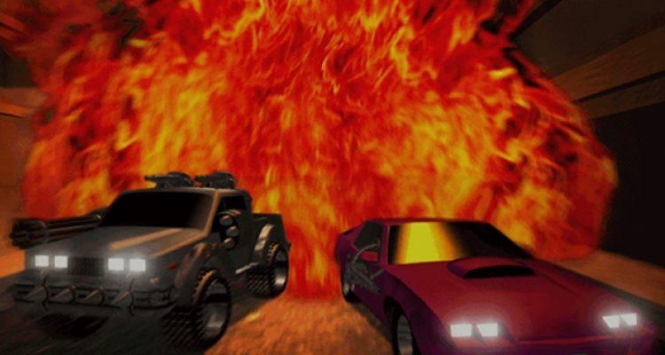 Death Rally раздаётся бесплатно в Steam