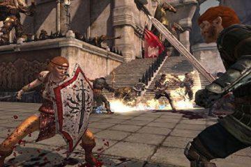 А вы играли в... Dragon Age II?