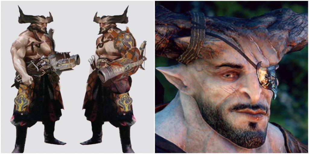 Dragon Age: 10 концептов персонажей, которые оказались лучше, чем в игре