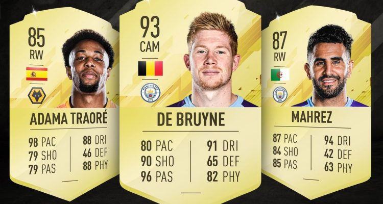 EA опубликовала рейтинги футболистов в FIFA 21, вызвав волну споров и критики