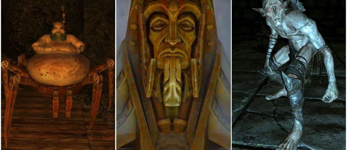10 фактов о двемерах из Elder Scrolls, которых вы не знали