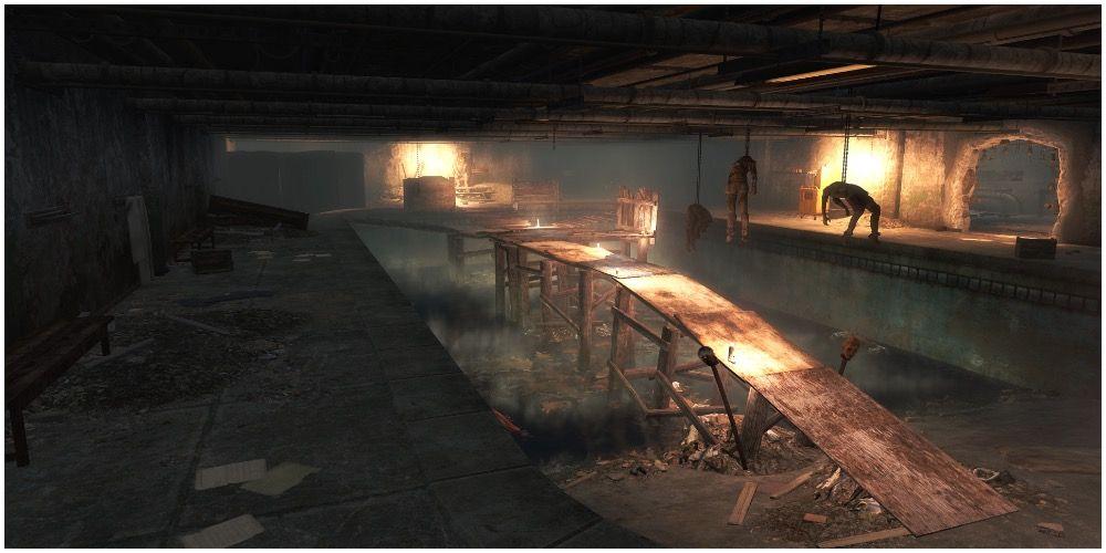Fallout 4: 10 самых жутких локаций в игре