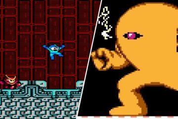 Топ 10 сильнейших боссов Mega Man