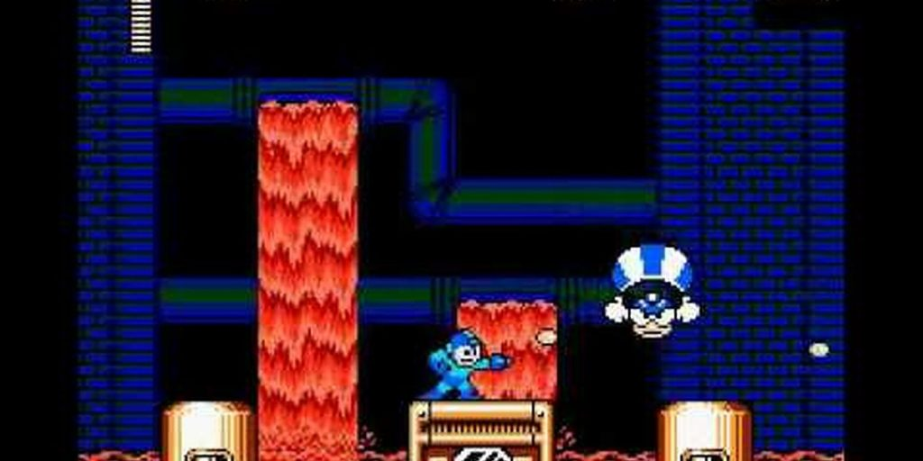 10 сильнейших боссов Mega Man