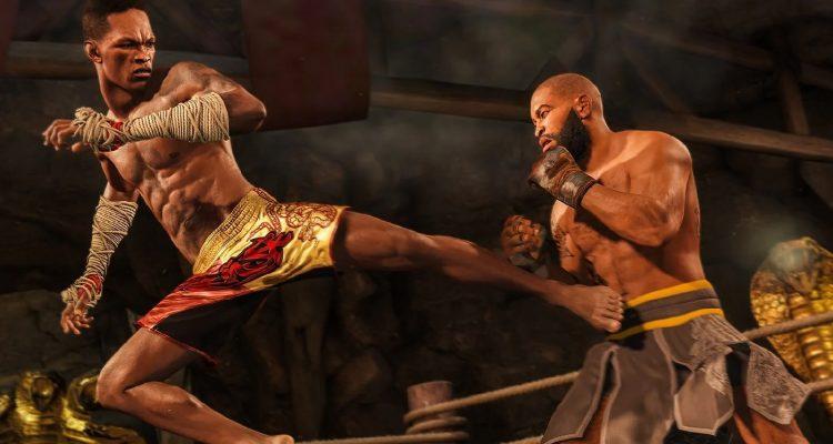 Игроки критикует EA за добавление рекламы в UFC 4