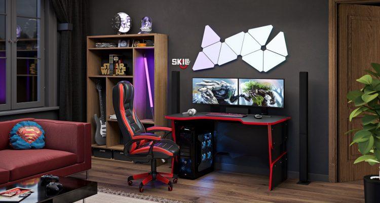 IKEA и ASUS создадут линейку мебели для геймеров