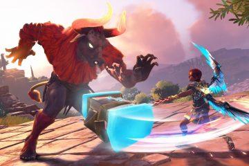 Immortals Fenyx Rising (бывшая Gods & Monsters) выйдет в декабре