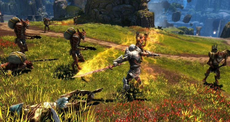 Kingdoms of Amalur: Re-Reckoning выходит в релиз