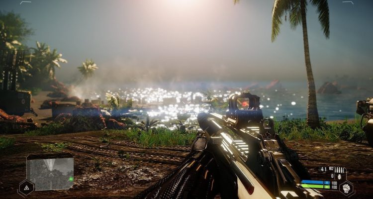 Команда Digital Foundry показала, как выглядит Crysis Remastered с трассировкой лучей