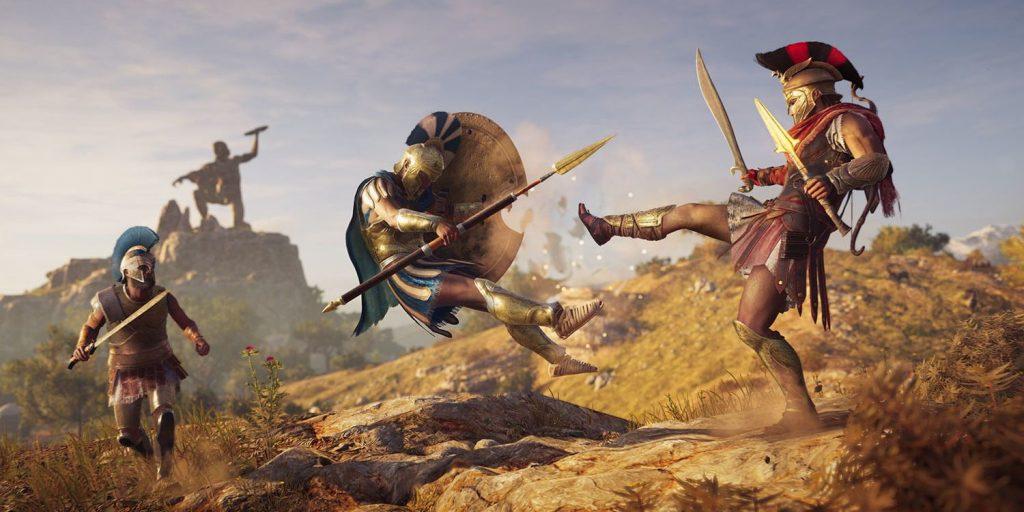Assassin's Creed: Odyssey (128+ часов)