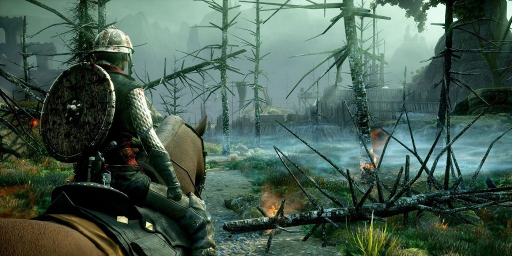 Dragon Age: Inquisition (127+ часов)