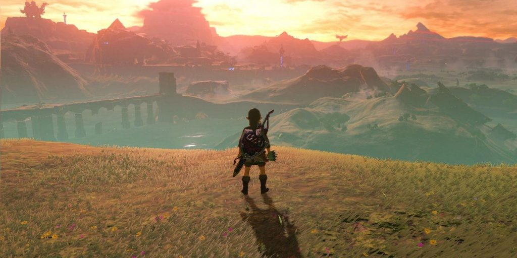 The Legend Of Zelda: The Breath Of The Wild (181+ часа)