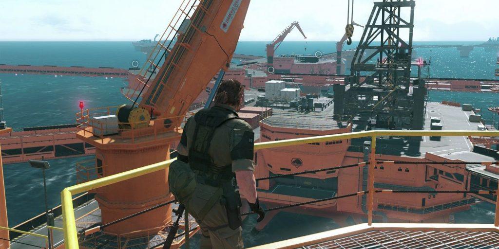 Metal Gear Solid V: The Phantom Pain (162+ часов)
