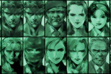 Кодек Metal Gear Solid
