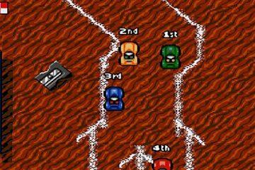 Играли ли вы в… Micro Machines?