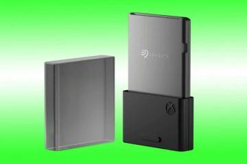 Microsoft раскрыла цену карты расширения памяти для Xbox Series X / S