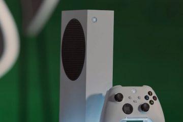 Microsoft собиралась представить Xbox Series S только на следующей неделе