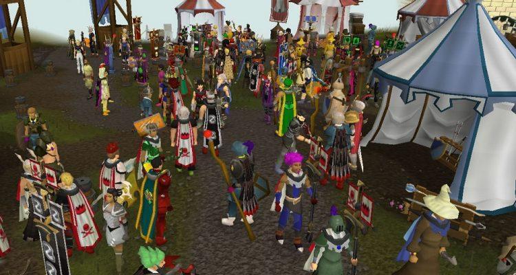MMORPG RuneScape появится в Steam спустя 20 лет после релиза