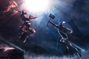 Намёк на God of War 2: Ragnarok был дан более года назад директором игры