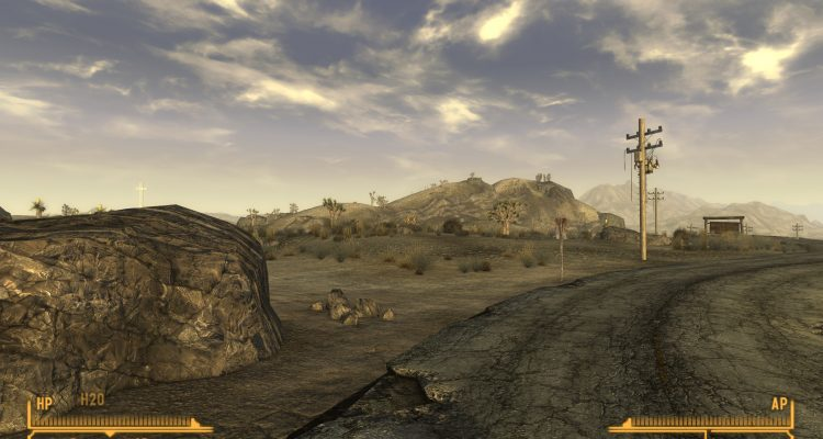 New Vegas получил 16-гигабайтный набор улучшенных 4Х HD текстур