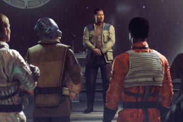 Новый трейлер Star Wars: Squadrons знакомит с историей эскадрилий