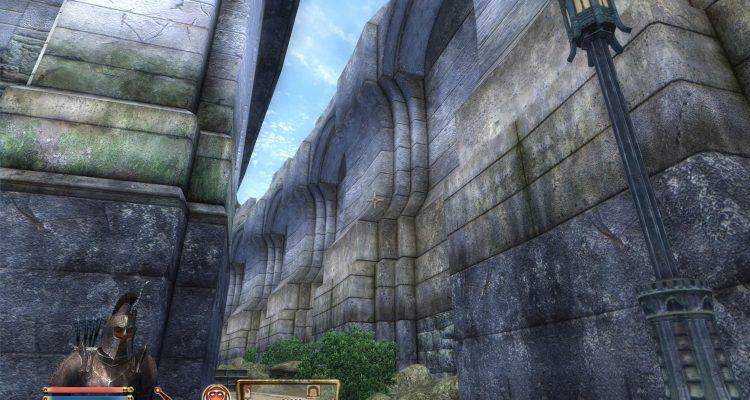 HD текстурный пак размером в 19 гб для Oblivion