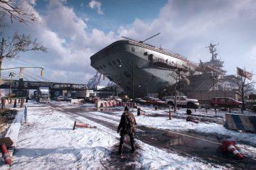 Первая The Division доступна бесплатно в магазине Ubisoft